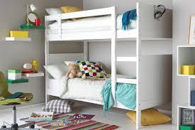 Hyder Bunk Beds Hyder Oliver White Wooden Bunk Bed Bedworld At Bedworld Free