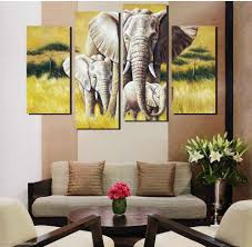 well suited elephant decor for living room astonishing design