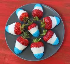 Red White And Blue Chocolate 17 Best Our 4th Of July Fun Images On Pinterest Chocolate