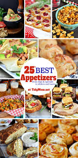 25 best party appetizers tidymom
