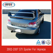 impreza wrx sti spoiler impreza wrx sti spoiler suppliers and