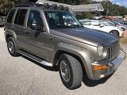 03 jeep liberty renegade 2003 jeep liberty renegade 4wd 4dr suv in duluth ga car stop inc