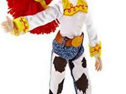details toy story 3 jessie fashion doll product images