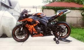 honda cbr 600 orange and black 07 black u0026 orange graffiti build page 3 600rr net