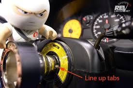 nb steering wheel install u2014 revlimiter net
