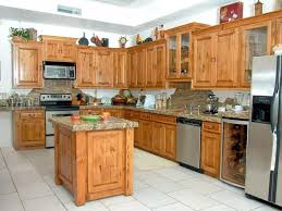 Kitchen Cabinet Wood Stains Detrit Us by Hickory Rustic Country Kitchen Cabinets The Warm Tones Of Hickory