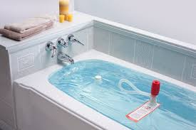How To Take The Stopper Out Of A Bathtub Waterbob Emergency Drinking Water Storage 100 Gallons First