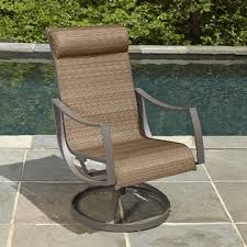 Motion Patio Chairs Ty Pennington Style Palmetto 1pc Motion Patio Dining Chair