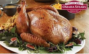 thanksgiving meal or gourmet gift packages from omaha steaks up to