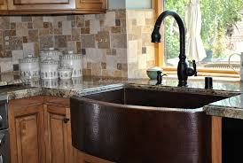 kitchen sink and faucet copper kitchen sink faucets eva furniture