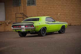 Dodge Challenger Green - 1971 dodge challenger buyer beware rod network