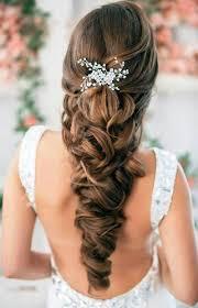 Hochsteckfrisurenen Hochzeit Lange Haare by Die Besten 25 Brautfrisur Geflochten Ideen Auf
