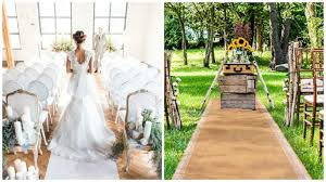 aisle runners top 10 best wedding aisle runners