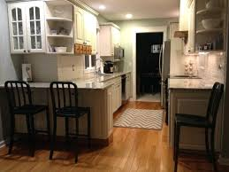 Galley Kitchens With Island Kitchen Island Dimensions U2013 Fitbooster Me