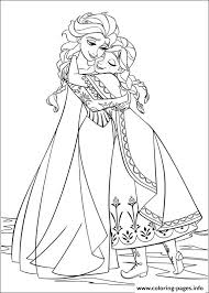 frozen 34 coloring pages printable
