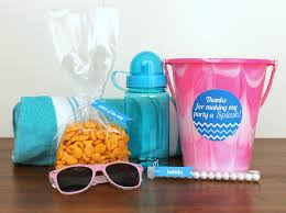 party favor ideas for adults kids pool party favors evite