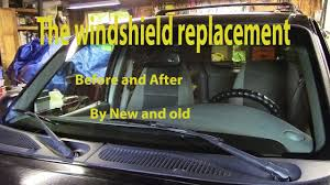 ford ranger windshield replacement the ford explorer windshield replacement before and after
