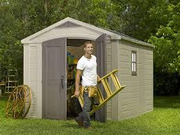 Lifetime Products Gable Storage Shed 6402 by Amazon Com Keter Factor Large 8 X 11 Ft Resin Outdoor Yard