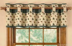 cute country kitchen curtain idea but i would definitely change