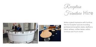 Reception Desk Hire Reception Desk Hire Hula Home