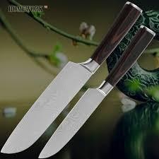 online get cheap knife kitchen japanese wooden handle aliexpress