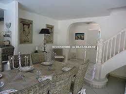 Esszimmer St Le Ohne Polster Villa Am Strand In Cavalaire Sur Mer Mieten 681072