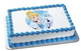 cinderella cake cinderella edible cake topper decoration grocery