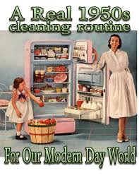 a real 1950 u0027s daily cleaning routine by the 50s housewife