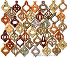 3d compound scroll saw patterns free wood patterns