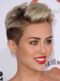how to style miley cyrus hairstyle undercut hairstyles for women miley cyrus undercut hairstyle