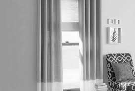 curtains curtains for gray walls amazing white with grey