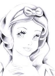 disney princess snow white jamie villegas artwanted