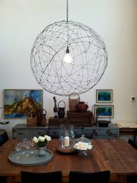 Dy Luminaire En Fil De Fer C Home Decor Pinterest