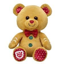 build a teddy build a buddies gingerbread teddy build a