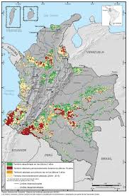 Latam Map Nariño Colombia Ground Zero Of The Cocaine Trade