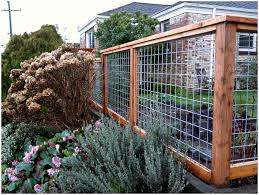 backyards outstanding gallery of fence designs styles and ideas