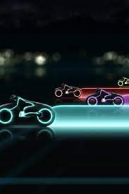Tron Legacy Light Cycle Tron Legacy Lightcycle Race Iphone 4s Wallpaper Download Iphone