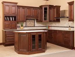 Charleston Saddle Birch Kitchen Cabinets Detroit MI Cabinets - Birch kitchen cabinet
