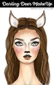 darling deer make up the beautifulcircus com