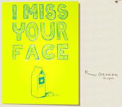 lipgloss break greeting cards