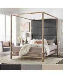 Metal Canopy Bed Don U0027t Miss This Bargain Evie Champagne Gold Metal Canopy Bed With