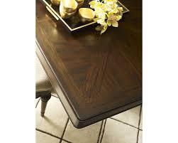 ernest hemingway paladar double trestle dining table maduro