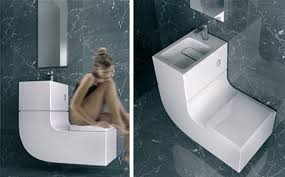 all in one toilet and sink unit sleek sink toilet combo is an all in one greywater recycling system
