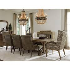tommy bahama dining table tommy bahama 01 0561 876c pierpoint dining table homeclick com