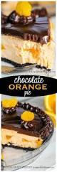 chocolate orange pie spend with pennies