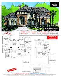harlie courtyard plan u2014 www boyehomeplans com