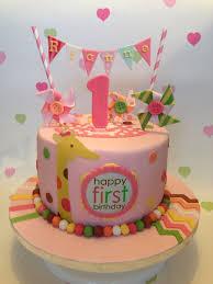 birthday cakes images mesmerizing 1st birthday cakes easy