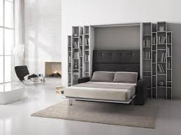 wall bed sofa diy murphy plans couch combo stylish front u2013 glorema com