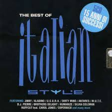 various the best of italian style cd at discogs