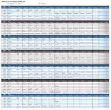 daily time planner template 28 free time management worksheets smartsheet this template provides a weekly spreadsheet for managing multiple employee schedules for each day